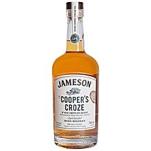 Coopers Croze Irish Whisky - 750ml