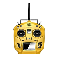 "Jumper T8SG V2.0 Plus Hall Gimbal Multi-protocol Advanced 2.7"" OLED Transmitter for Flysky Frsky-mode 1 Right Hand"