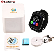 LEMFO V7K Children Smart Watch Safety Monitor Location Tracker Waterproof