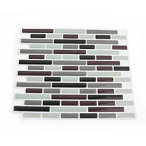 Buy Cocobuy 3D Wall Sticker Self-adhesive Wallpaper Ceramic tile ...