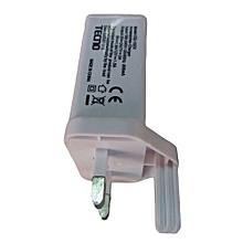 3 Pin Charger - White