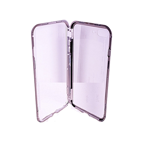 Buy Generic Ultra Slim Magnetic Adsorption Metal Frame Tempered ...
