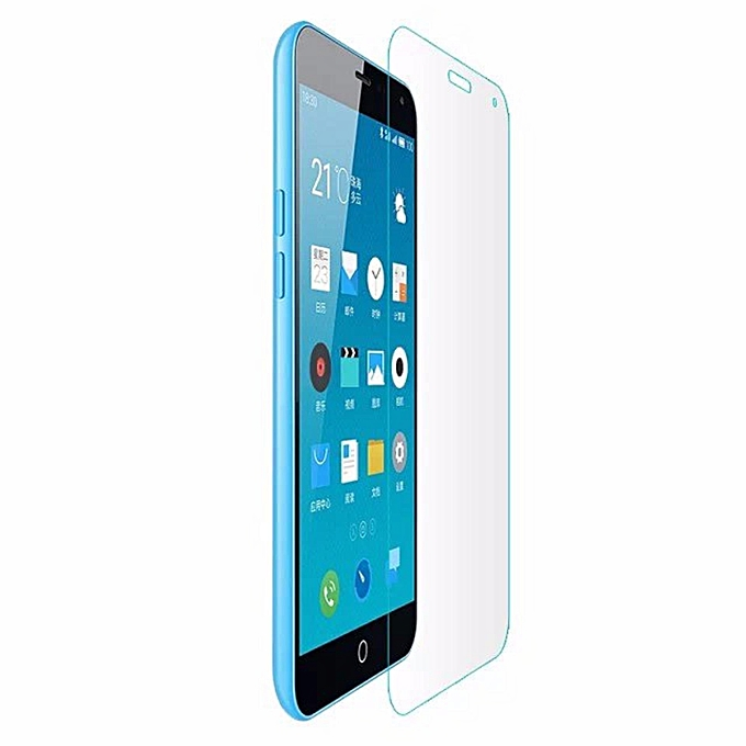 Luxury Hard Tempered Glass Screen Protector Film For ZTE Blade Spark Z971  290005 Color-0