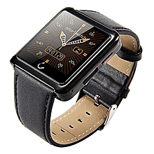 Smart Watch U10L For IPhone 6 5 5S 4 4S Andfor Samsung S5 S4 Note 4 HTC Smartwatch  (Color:Black)