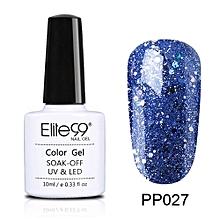 10ml UV/LED Gel Nail polish-Purple series (PP027)