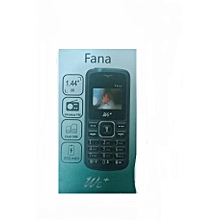 Fana Phone- 1.44''LCD, Dual Sim, Wireless Radio