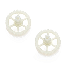4pcs Spare Part Motor Gear Fitting For X8C X8W X8G RC Quadcopter - White