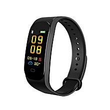 M5 Colorful Smart Bracelet HR Blood Pressure Monitor 0.96 TFT Color Display Watch for Android IOS