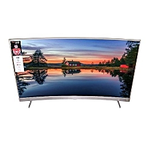 "55P3CUS - 55"" - Smart - Digital Curved - Black"