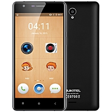 Refurbish OUKITEL K4000 Lite Android 5.1 4G Smartphone 5.0 inch 2.5D Arc Screen MTK6735 64bit Quad Core 2GB RAM 16GB ROM 5MP + 13MP Cameras-BLACK