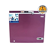 7.5 cuft Bruhm Chest Freezer - BCF 200SD - Wine Red