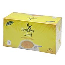 50 Tea Bags - 100g