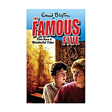 The Famous Five: Five Have A Wonderful Time