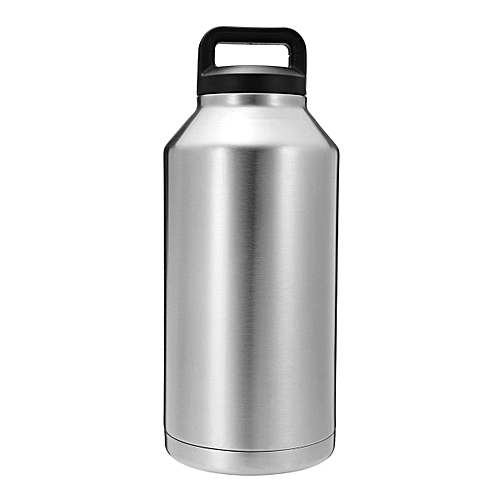 8bb878823a Generic 64oz Stainless Steel Vacuum Insulated Water Bottle Travel Thermos  Cup #64oz
