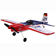 XK A430 2.4G 5CH 3D6G System Brushless RC Airplane Compatible Futaba RTF-Mode 1 Right Hand