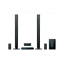 BDV-E4100 - 1000W DVD HOME THEATRE SYSTEM, 5.1CH, BLU-RAY, 3D, FULL HD, WI-FI CONNECTIVITY, BLUETOOTH, – Black