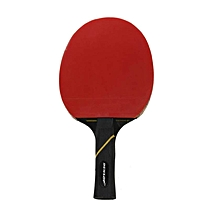Flux Extreme 100 Table Tennis Bat - Black & Red