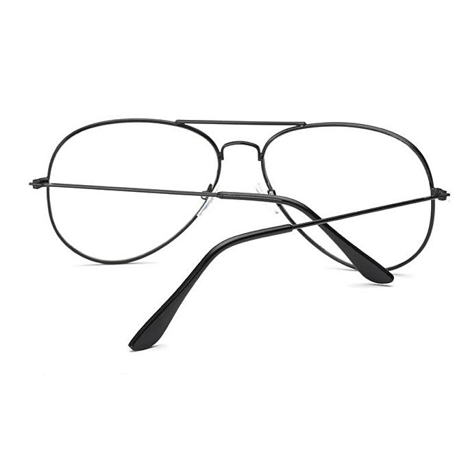 ... New Winleworld Men Women Clear Lens Glasses Metal Spectacle Frame  Myopia Eyeglasses Lunette Fe 90d9ebc0981a