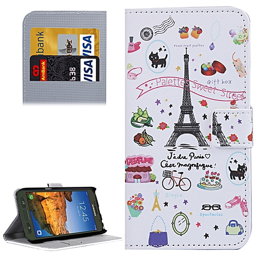 Buy Generic For Samsung Galaxy S7 Active Lovely Cartoon Words And