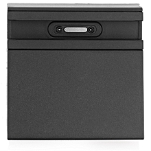 Magnetic Charging Dock Cradle Stand Charger For Sony Xperia Z3 BT-SNDK48D black