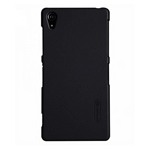Nillkin Super Frosted Shield Executive Case for Sony Xperia Z2 -Black 9ad065fbf02