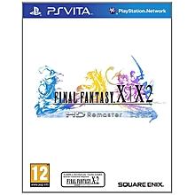 PS Vita Game Final Fantasy X/X-2