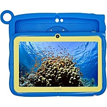 """K88 Kids Tablet - 7"""" - 1GB RAM - Android - Wi-Fi - Blue"""