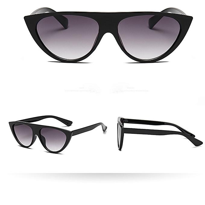 d79eb99116c9 ROE Shop Women Vintage Cat Eye Sunglasses Retro Eyewear Fashion Ladies Man  Unisex