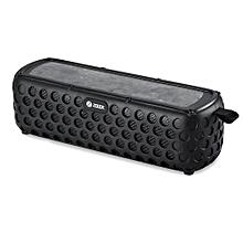 ZB-SolarMuse-Solar Bluetooth Speaker-30 Hours Battery-Black
