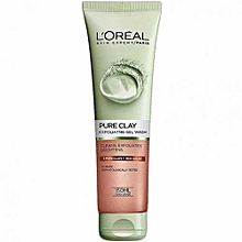 Clay Foam Exfoliating - 150ml