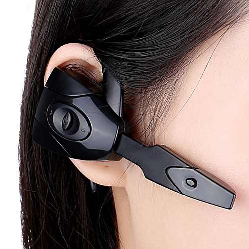 adb49d4a5e2 Generic In-ear Wireless Mono Bluetooth Gaming Gamer Headset Headphone  Earphone Handsfree with Mic black