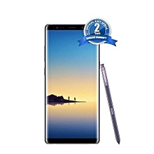 "Galaxy Note 8 - 6.3"" - 64GB - 6GB RAM - 12MP Camera (Single SIM) Grey"