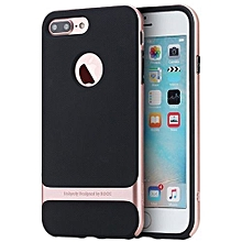 """ROCK Luxury Royce Case For IPhone 7 Plus 5.5 """" Inch Slim Armor Cover Shell For Apple Back Cover(Rose Gold)"""