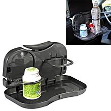 Car Multifunctional Folding Drink Holder