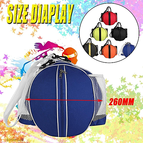e40cf1e9f3 Generic Portable Basketball Backpack Water Bottle Ball Pack Soccer Sports Bags  Kids Football Kits Waterproof Volleyball Basketball Bag