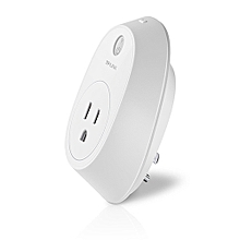 Kasa Smart WiFi Plug with energy Monitoring HS110