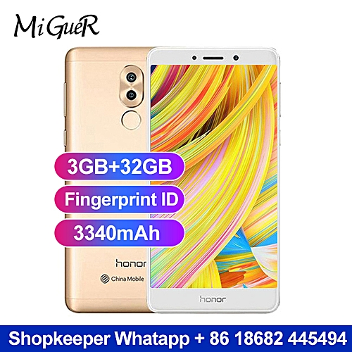 HuaWei Honor 6X 5 5