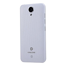 KINGZONE 4.5 Inch MT6580 1.3GHz 3G Quad Core Mobile Phone S2 For Android-white