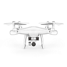 TA X10 2.4Ghz Quadcopter Camera WIFI FPV Headless Mode Altitude Hold RC Drone -white