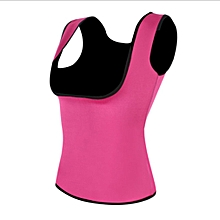 Body Shaper Abdomen Waist Slimming Push Up Breast Vest for Sport Fitness  XL