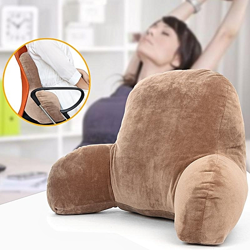 Generic 2 X Bed Rest Pillow Back Arm Support Cushion Chair Bedroom