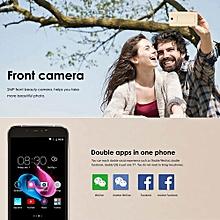 C2 Dual Camera 5.0 Inch 720*1280 HD Screen Display 3G Smart Phone-gold