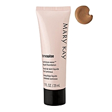Timewise Luminous Wear Liquid Foundation - Bronze 5     (Expiry 1 year after opening)