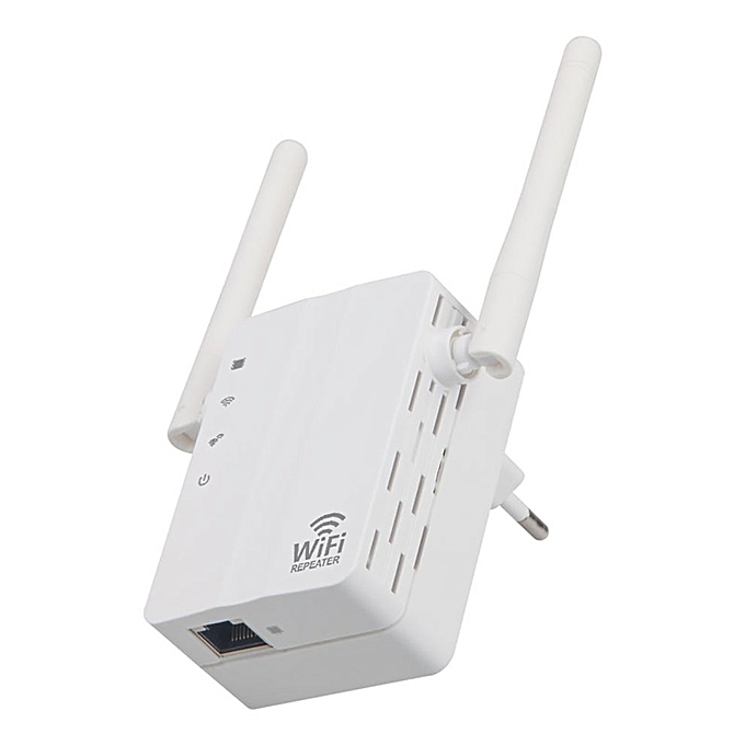 300M Dual Antenna Wifi Signal Amplifier Wireless Connected Device