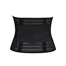 Black Slimming Belt,Waist Trainer.