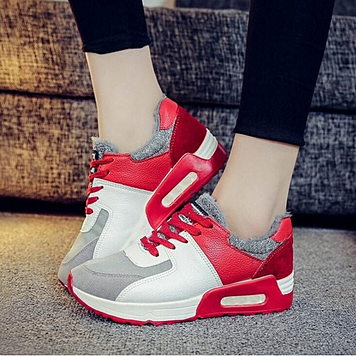 5e4ead6cd82 Nazuworld Casual Sneakers -Women Casual Shoes-Sport Shoes-Red   Best Price