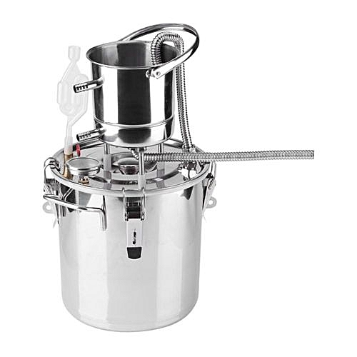 Buy UNIVERSAL Home Brew Stainless Steel Boiler Alcohol Wine Making ...