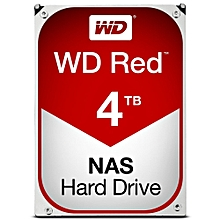 Red 4TB NAS Hard Disk Drive - 5400 RPM Class SATA 6Gb/s 64MB Cache 3.5 Inch - WD40EFRX