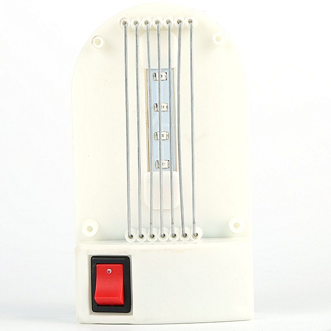 ... LED Socket Electric Mosquito Fly Bug Insect Trap Night Lamp Killer Zapper ...