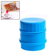 Food Grade ABS Sealing Discharging Mouth for Food Storage (Random Color Delivery)